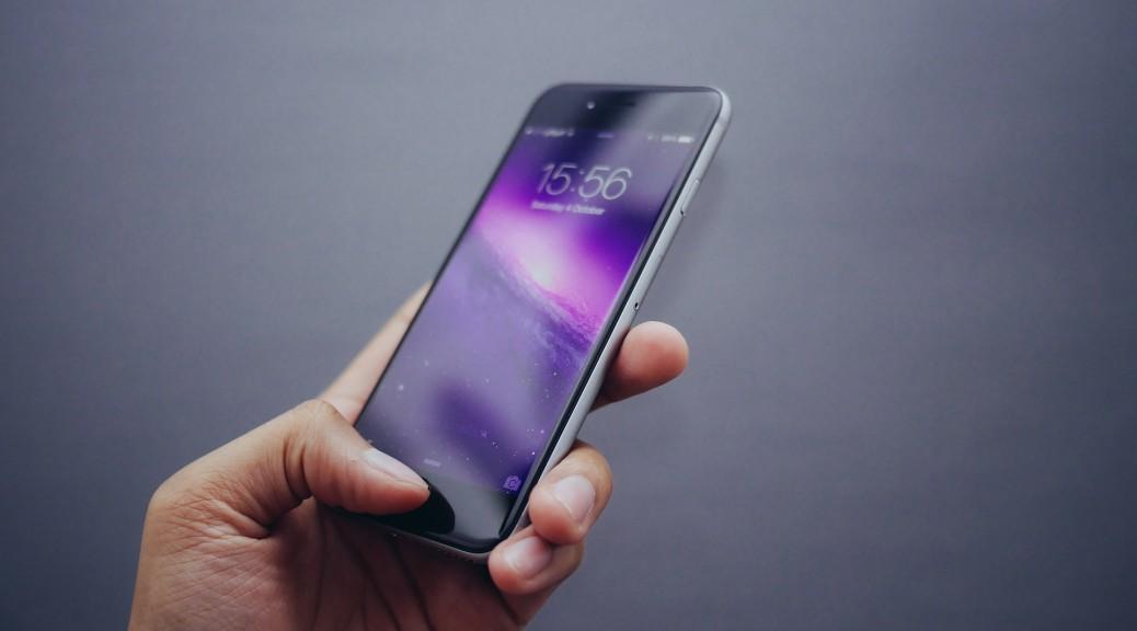 iPhone genveje