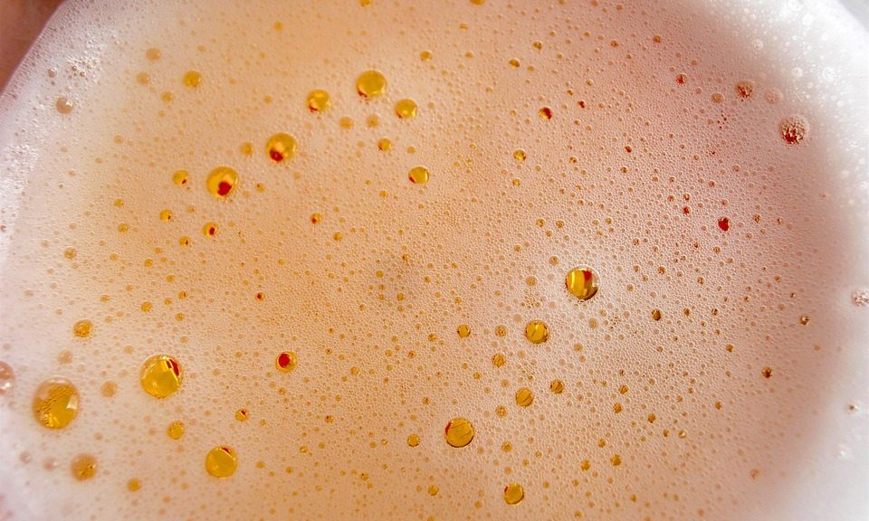 Jeg har altid elsket øl, og blev super interesseret i ølbrygning derhjemme