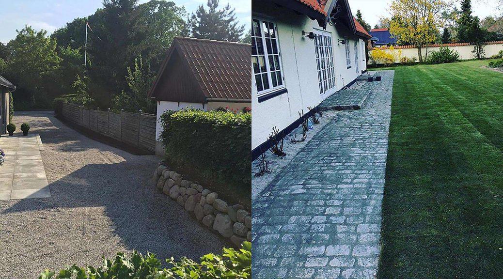Anlægsgartner i Roskilde, som leverer ud over alle forventninger